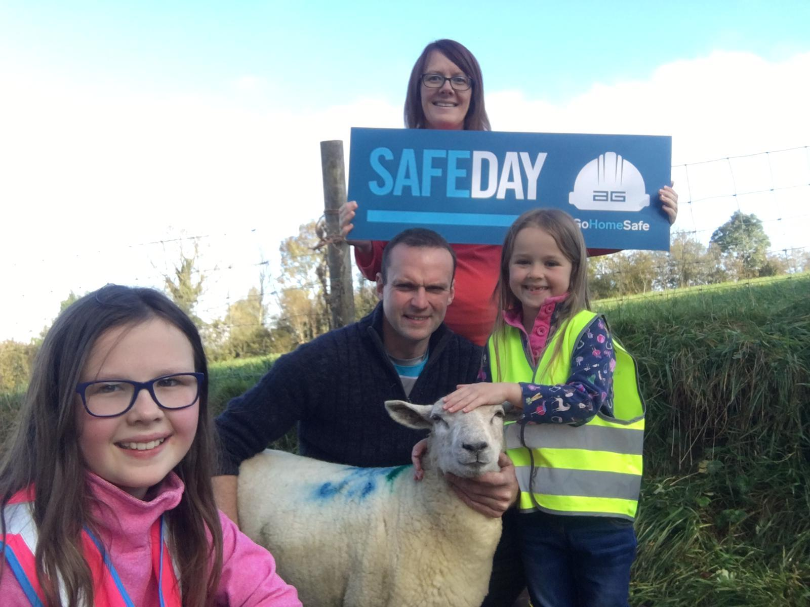 """Health and Safety takes centre stage at AG with """"SafeDay"""" campaign featured image"""