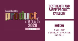 AG Machine Install Awarded 2020 Health and Safety Product of the Year featured image