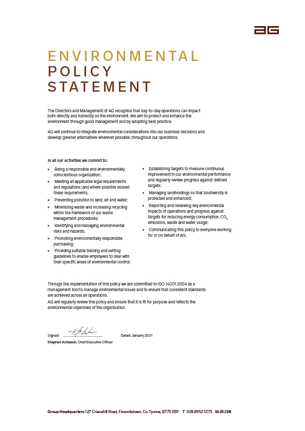 Associated image for the download: Environmental Policy