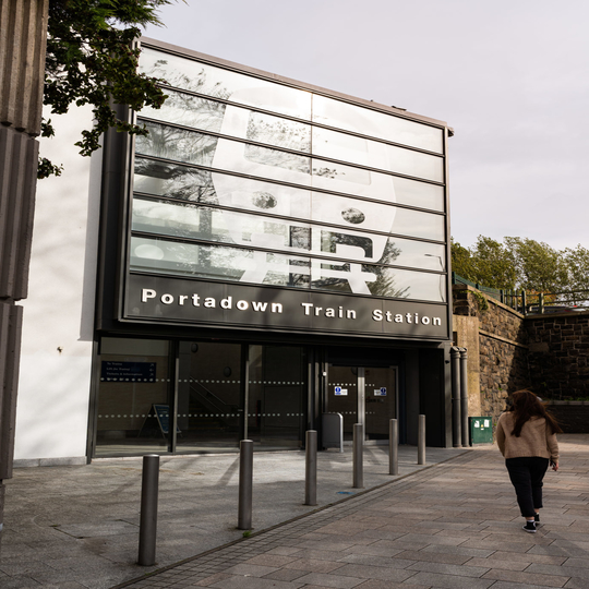 Park + Ride Facility, Portadown Railway Station featured image