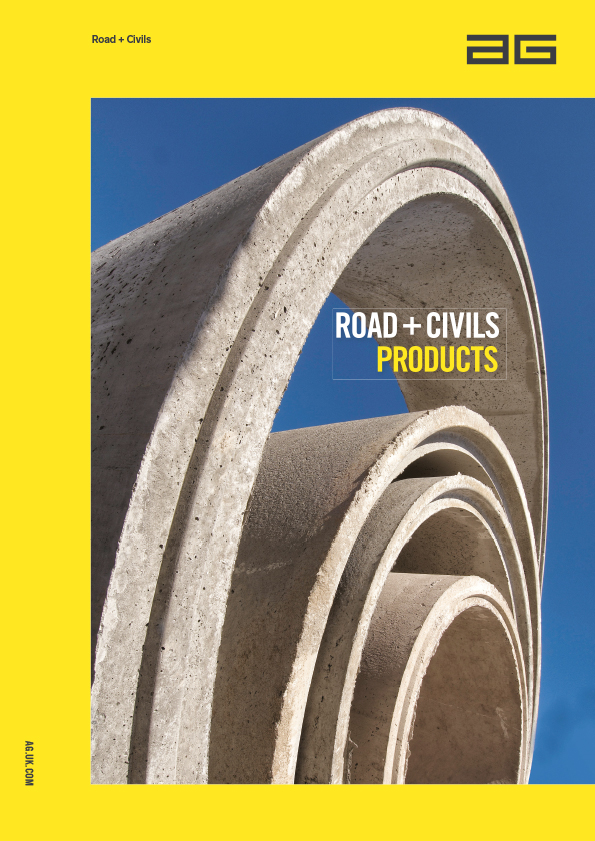 Associated image for the download: Roads + Civils Leaflet