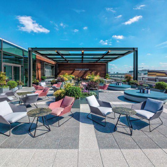Skylark Roof Garden, Kingdom Street, Paddington, London featured image