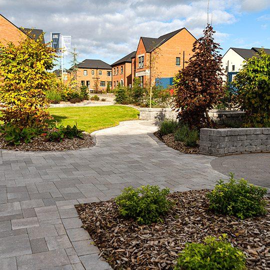 Castlehill Private Housing Development, Belfast featured image