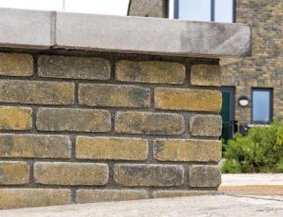 Woodward Brick in situ
