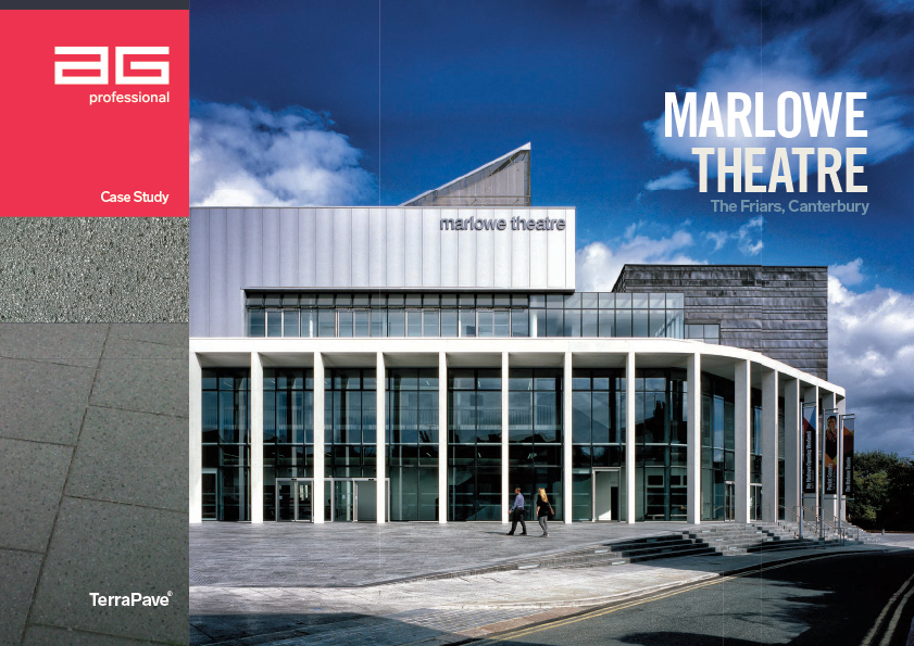 Associated image for the download: AG Marlowe Theatre – Case Study