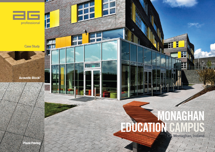 Associated image for the download: AG Monaghan Education Campus – Case Study