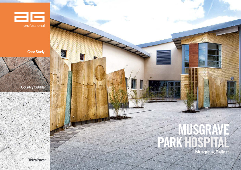 Associated image for the download: AG Musgrave Park Hospital – Case Study