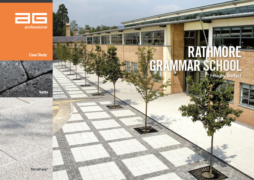 Associated image for the download: AG Rathmore Grammar School – Case Study