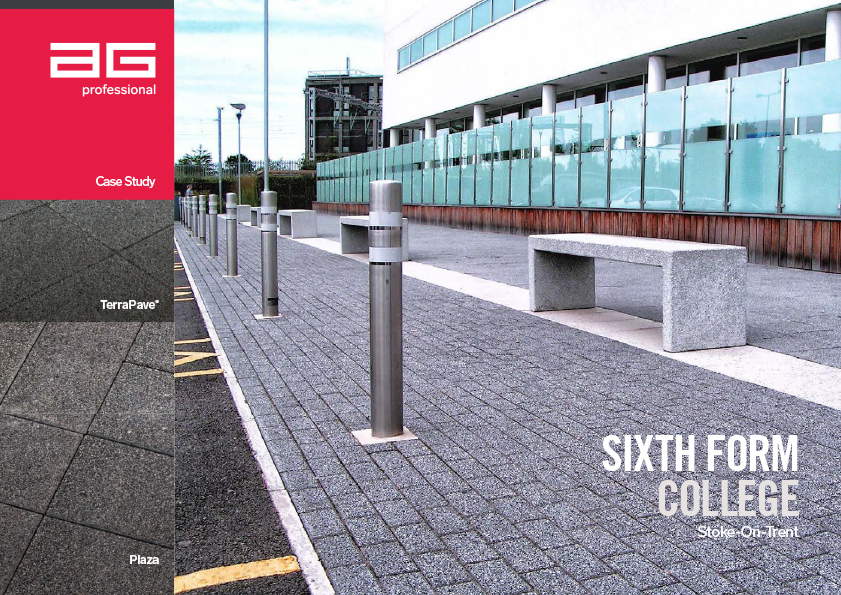 Associated image for the download: AG Sixth Form College Stoke – Case Study