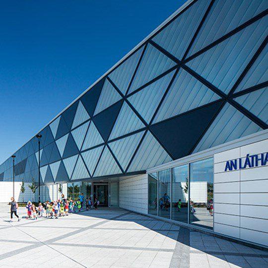 Sport Ireland National Indoor Arena, Blanchardstown, Dublin featured image