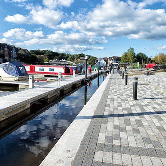 Northwich Marina + Waitrose, Hayhurst Quay featured image