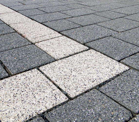 Xflo Permeable Paving Solutions® in situ