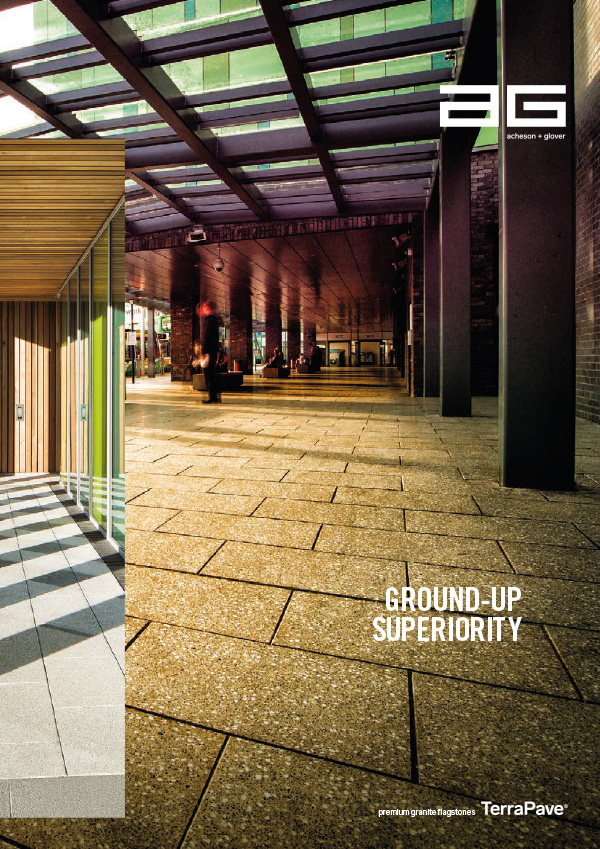 Associated image for the download: TerraPave Brochure