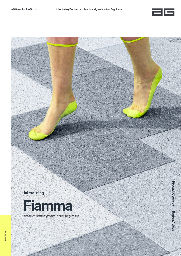 Associated image for the download: Introducing Fiamma flagstones