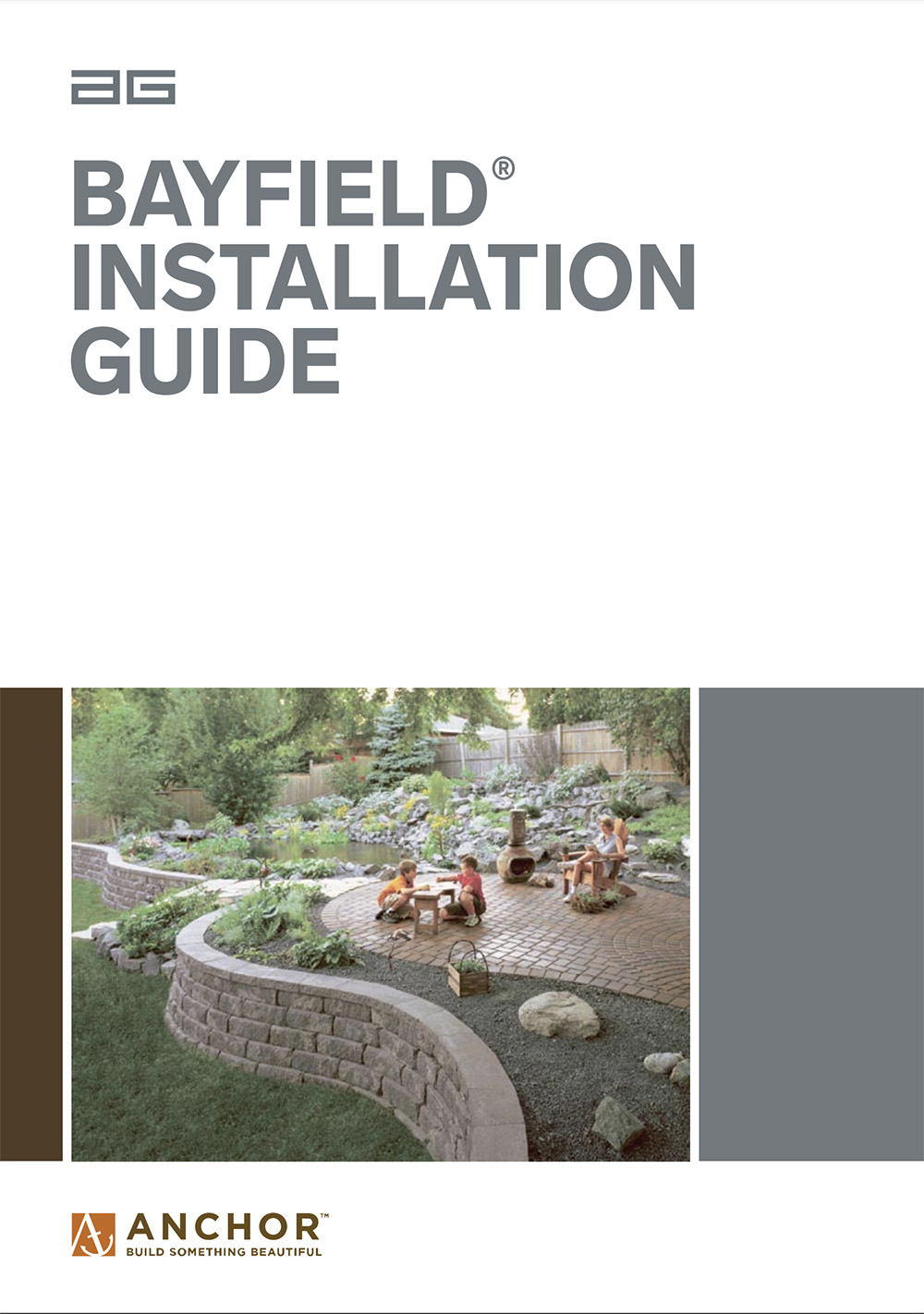 Associated image for the download: Anchor Bayfield® Installation Guide